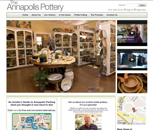 The Annapolis Pottery ScreenShot