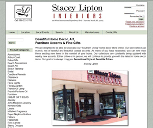 Stacey Lipton Interiors - Daytona Beach, FL Home Accessories and Interior Design